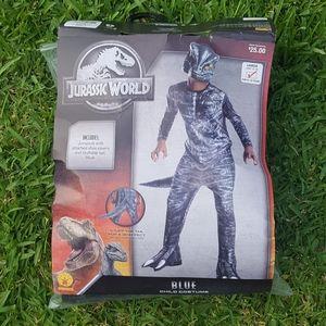 Boy's Halloween Costume Jurassic Dinosaur L 12-14